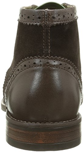 NOBRAND Men's Whiskey Ankle Boots Braun (Coffee) jrhl9K