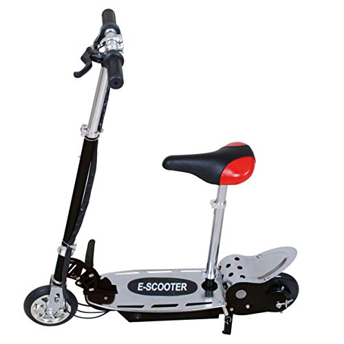 Maxtra Electric Scooters Motorized Scooter bike Black for kids