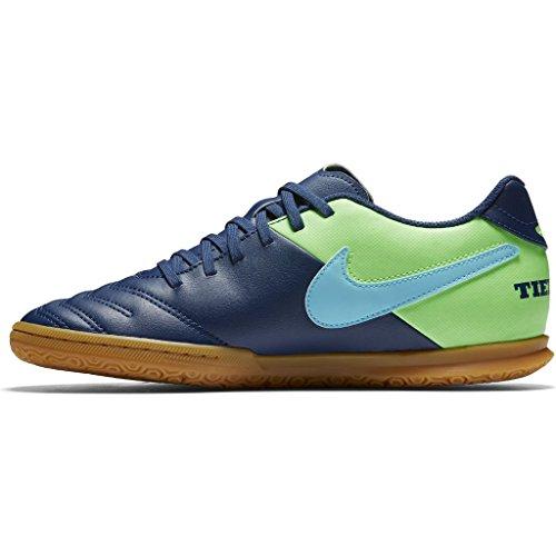 ca3e9dd40 Nike Tiempo Rio III IC Men s Indoor Court Soccer Shoe well-wreapped ...