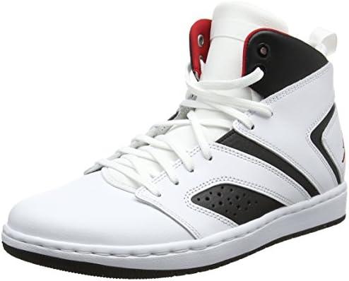 Jordan Flight Legend White/Gym Red