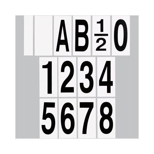 Progress Lighting P5970008 Address Light Series Number Eight Tile for P5968 Addr, N/A