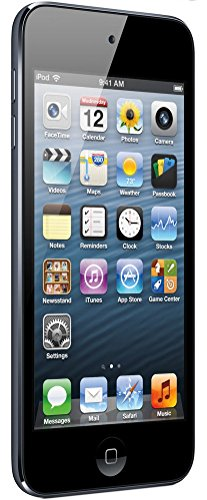 Apple iPod Touch 64GB (5th Generation) - Black (Certified Refurbished)