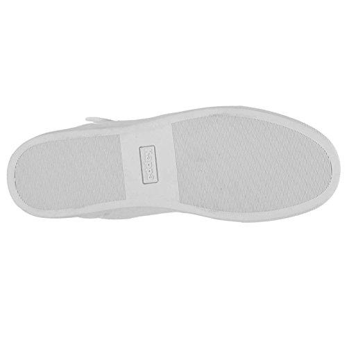 Kappa Aria Mid Top Sneaker Herren Weiß Sport Schuhe Sneakers Schuhe