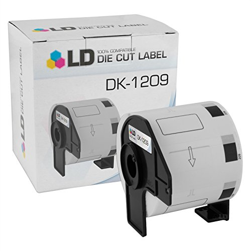 LD Compatible Brother DK 1209 Address product image