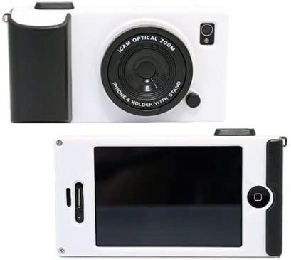 Niceeshop Tm Icam Camera Pc Hard Case Cover Case For Iphone 5 5s With A Screen Protector Amazon Co Uk Electronics