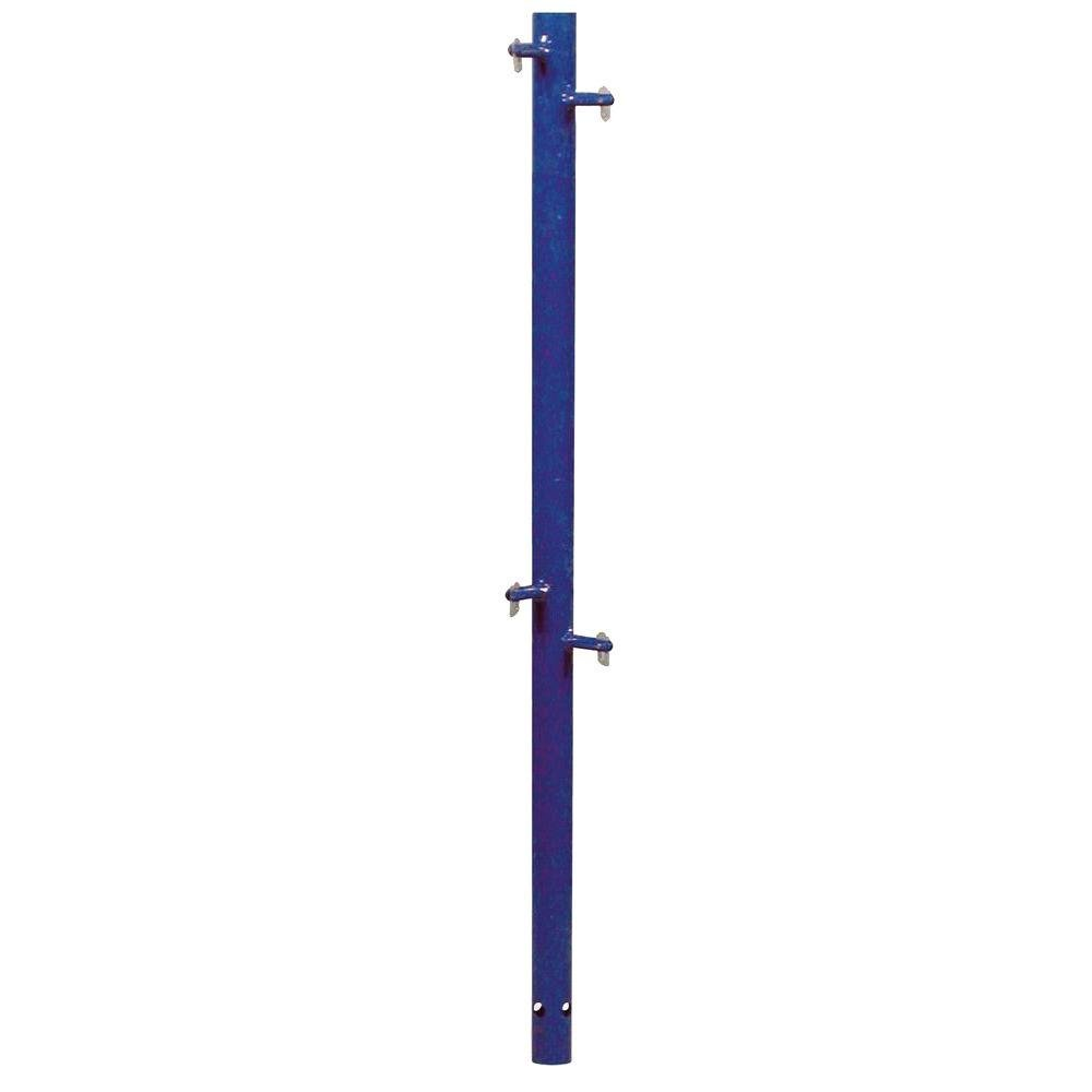 PRO-SERIES 42 in. Guard Rail Post for Exterior Scaffold