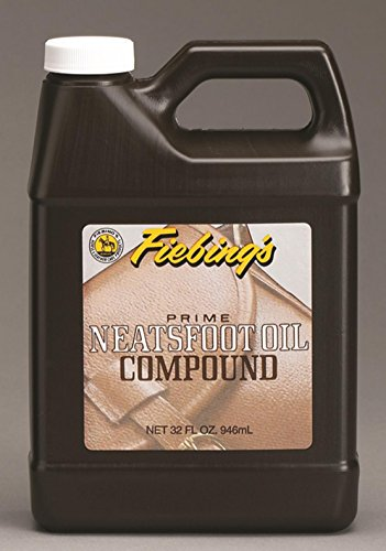 (DPD Prime NEATSFOOT Oil Compound - 32 Ounce)
