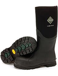 Muck Boot Company Mens Chore Cool Steel Toe Socks