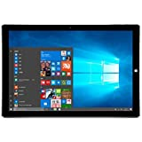 Tablet PC, Staron Windows 10 Android 5.1 Tablet 64GB+4GB Tablet Laptop HDMI 2 in 1 Ultrabook Tablet PC, 10.1 Inch (Gold)