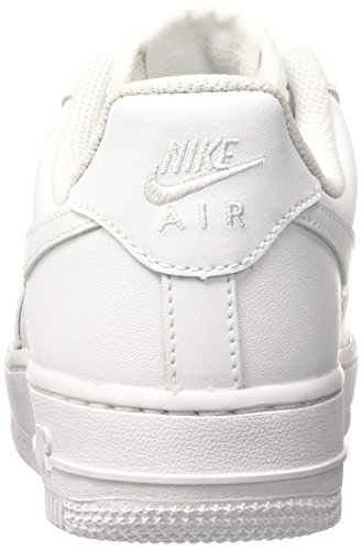 Nike '07 Bianco Force White Air White 1 Donna Basketball Blanco Scarpe Wmns da 6gr6qwS
