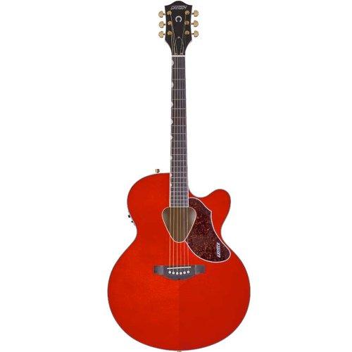 Gretsch Cutaway Guitar (Gretsch G5022CE Rancher Jumbo Cutaway Acoustic-Electric Guitar - Savannah Sunset)