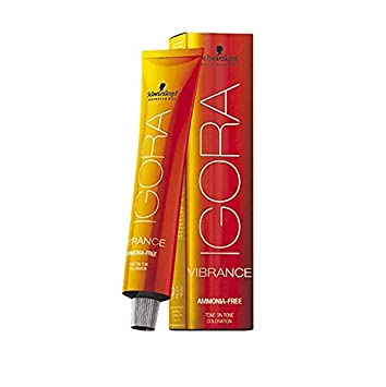 fc5a0a7c50 Schwarzkopf Igora Vibrance 8-65 - Light Blonde Auburn Gold Colour / Tint  60ml Tube: Amazon.co.uk: Beauty