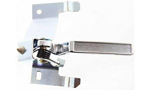 Evan-Fischer EVA18772019221 New Direct Fit Interior Door Handle for MONTE CARLO 78-88 FRONT RH Inside Metal w/ Chrome Lever w/o Case Replaces Partslink# - Monte New Carlo Lock Door