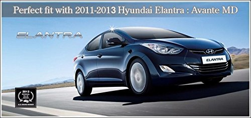 Automotiveapple Cover Panel with Engine Button for Hyundai Elantra MD