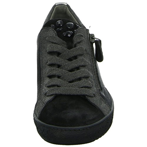 Green Paul Black 4428 Donna piombo Scarpe 019 Stringate pwCSBdwxq