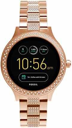 Fossil Gen 3 Smartwatch - Q Venture Rose Gold-Tone Stainless Steel FTW6008