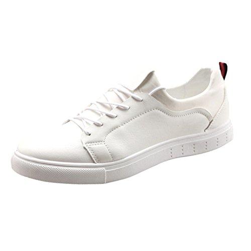 Lieber Zeit Männer Skate Schuh Weiß