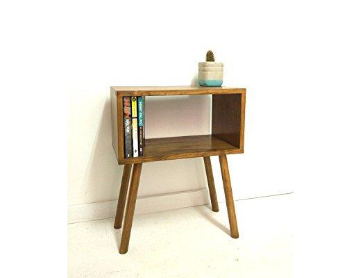 Amazon.com: Mid Century Modern Tables, Midcentury Bedside ...