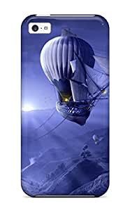 Oscar M. Gilbert's Shop Awesome Design Moonlight Cruise Hard Case Cover For Iphone 5c