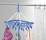 Whitmor Clip and Drip Hanger - Hanging Drying