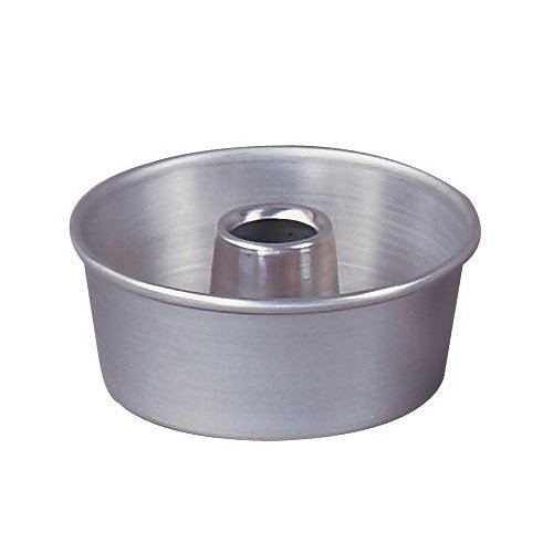 Heavy-weight Angel Food Pan 7-1/2'', 1-1/2 Quart, with 2-1/2'' OD Center Cone