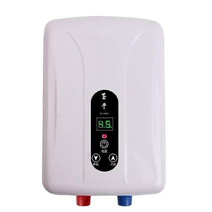 Water heater Calentador de Agua instantáneo-baño de casa de Almacenamiento de Agua Libre pequeño
