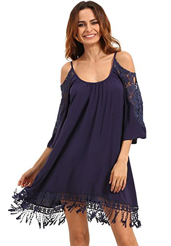 Buy Plus size womens summer dresses - 5