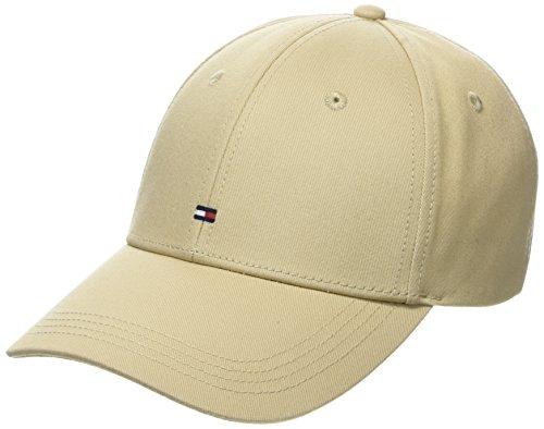 Tommy Hilfiger Unisex Adult Classic Baseball Cap, Safari One Size Safari at Amazon Mens Clothing store: