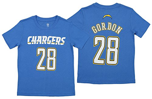 Where to find chargers jersey youth melvin gordon?