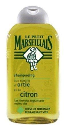 Großflasche 300 Ml Le Petit Marseillais Shampoo Mit Brennnessel Und