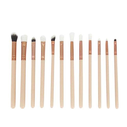 The Balm 12 pcs Brush Set - 1