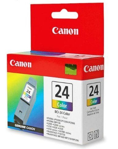 (Canon BCI-24 Color Ink Tank )