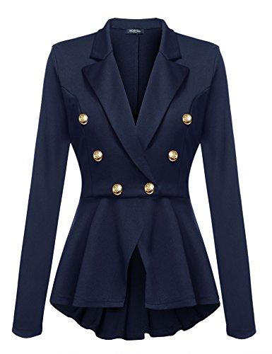 Military Style Jacket Women - 8