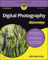 Digital Photography For Dummies, 8th Edition Front Cover