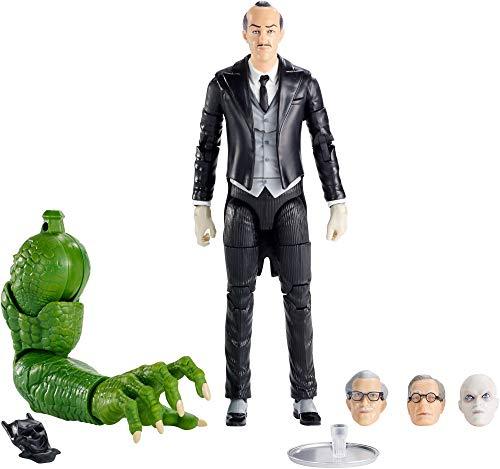 DC Comics Multiverse Alfred Figure (Batman Classic Tv Series Figures Wave 3)