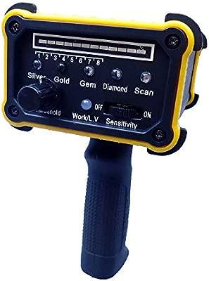 ANLW Detector de Metales Liviano, Detector de Metales con ...