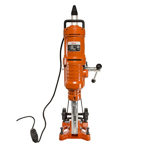Cayken SCY-5050-3C 20'' Core Drill Rig with KCY-200F Aluminum Stand by CAYKEN