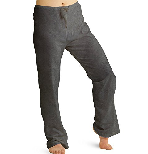 Organic Cotton Drawstring - Women's Drawstring Lounge Pants (8)