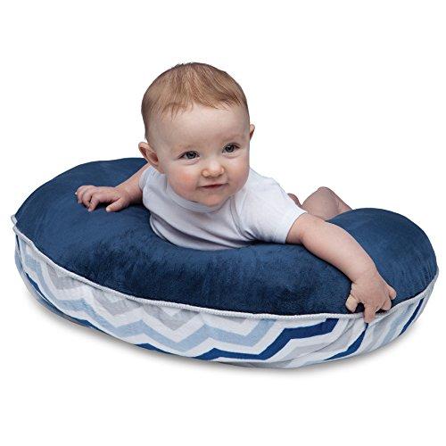 Boppy Pillow Slipcover, Boutique Navy Chevron by Boppy (Image #5)