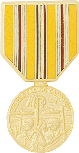 Asiatic Pacific Campaign Medal Hat Pin (Asiatic Pacific Campaign Medal)