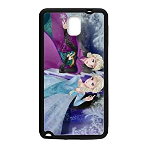 Personal Customization Frozen Princess Elsa and Anna Cell Phone Case for Samsung Galaxy Note3