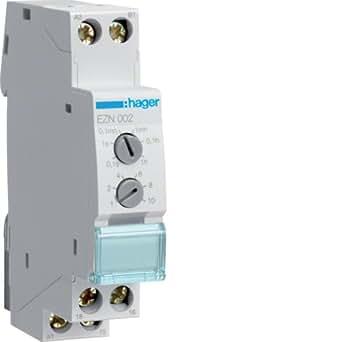 Hager EZN002 Relé Temperatura Retardado a la Desconexión