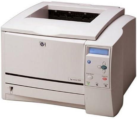 HP LaserJet 2300d - Impresora láser (monocromo, impresión a doble ...