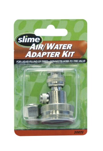 Slime 20073 Air & Water Adapter Kit