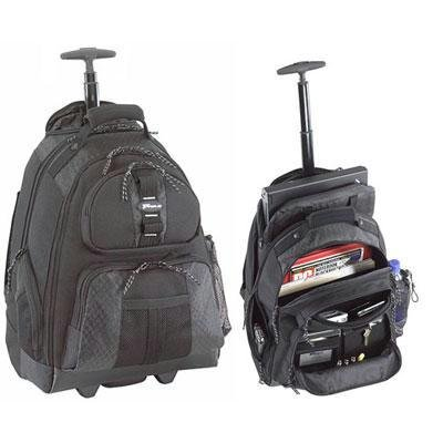 Amazon.com: Targus Rolling Notebook Backpack (TSB700-DISC ...