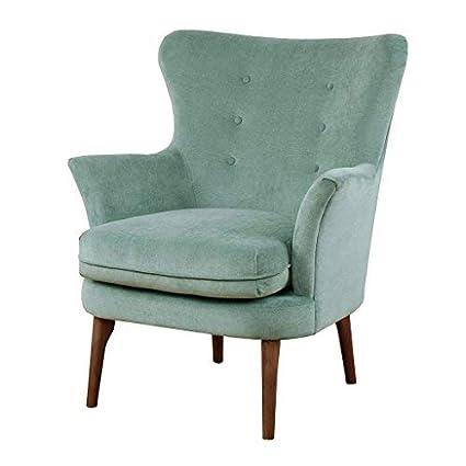 Madison Park MP100-0144 Brady Seafoam, Family Room Modern Sofa Furniture