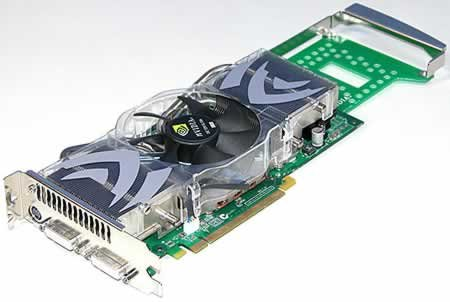 Dell nVidia Geforce 7900 GTX 512MB DDR3 Dual DVI HDTV Out PCI-E x16 Video Card - Dell JH466 512 Mb Nvidia Geforce 7900 Gtx