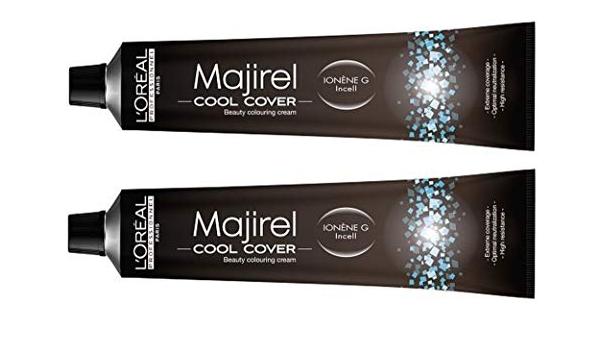 Loreal Majirel Cool Cover 9.1 - Tinte para el cabello (rubio ...