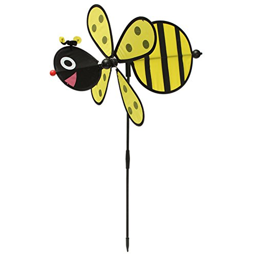 Yellow Pinwheel - 6