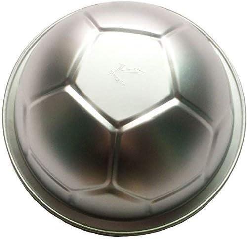 Musykrafties Grande 3D Novedad Deportivo Fútbol Bola Metal ...